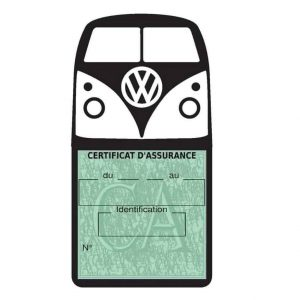Vignette assurance Volkswagen Kombi T1 Split