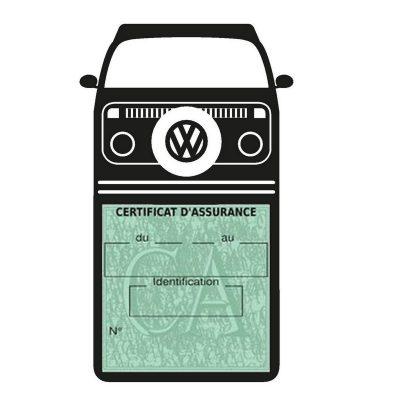T2 DEVON Volkswagen vignette assurance