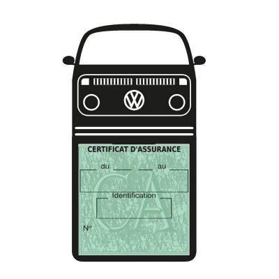 T2B Volkswagen vignette assurance auto