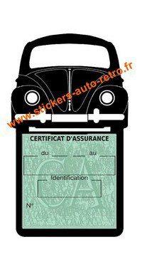 Etui assurance Volkswagen Cox Classic Youngtimer