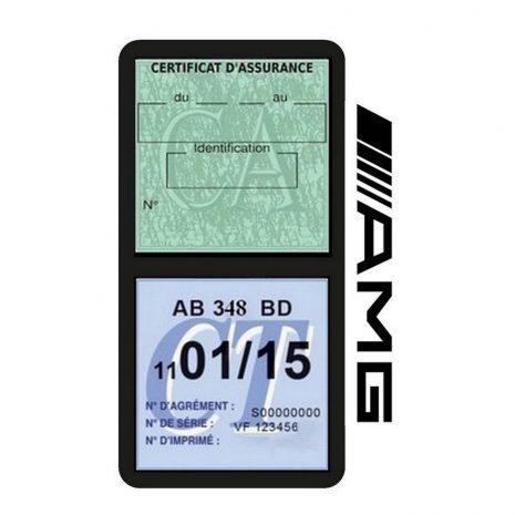 AMG vignette assurance voiture