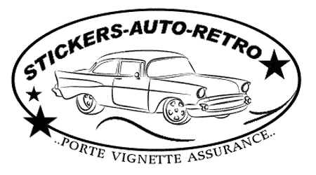 Etui vignette assurance voiture compatible avec AUDI rouge double pochette adh/ésif Stickers auto r/étro