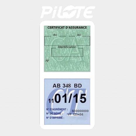 VSM PILOTE 16620BL