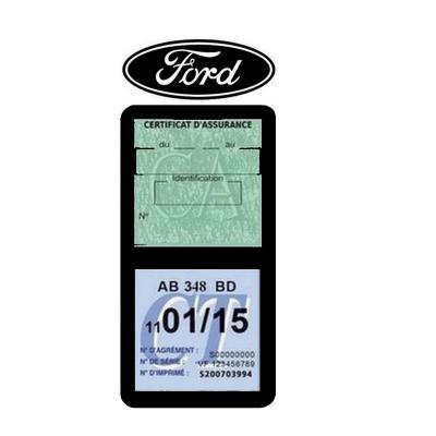 FORD vignette assurance voiture